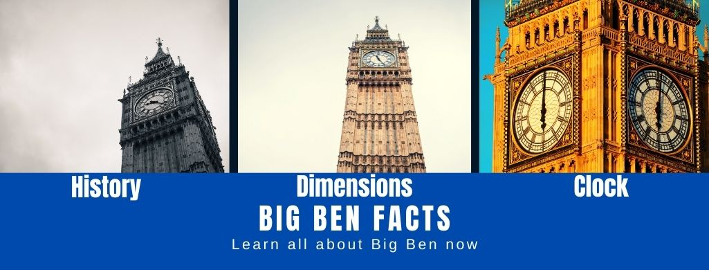 Big Ben Facts for Kids