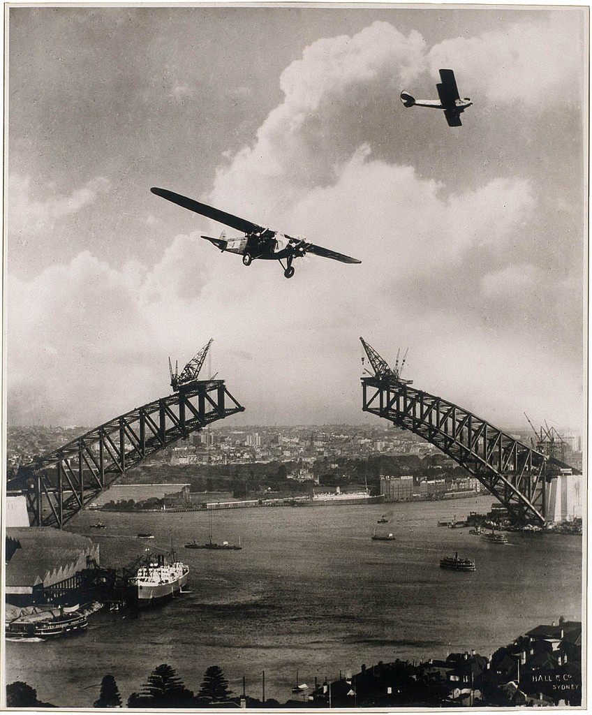 Sydney Harbour Bridge History