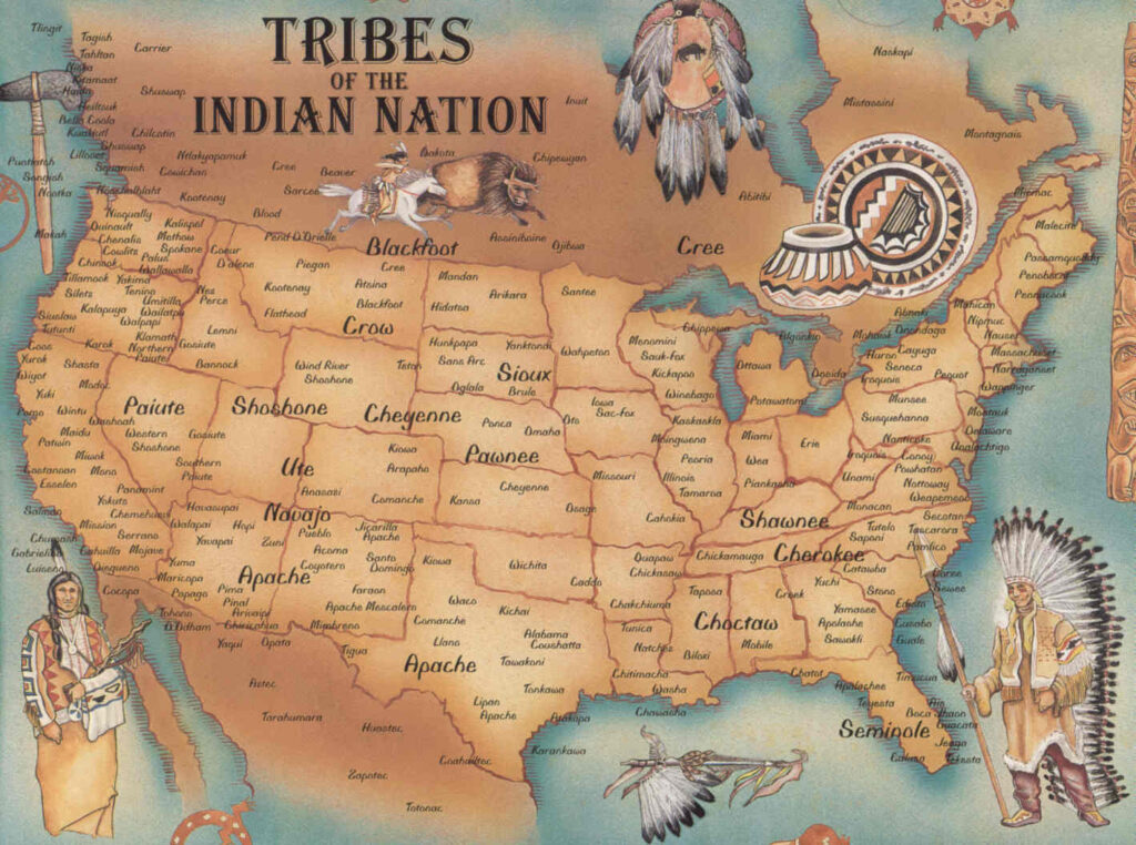 Native american facts for kids 1