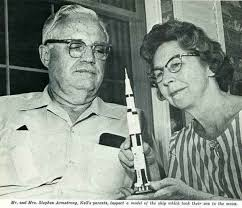 Neil Armstrong Parents