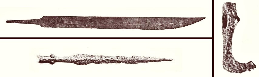 Germanic Iron Age Weapons