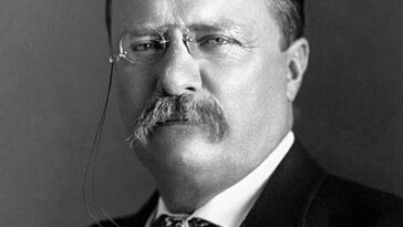 Theodore Roosevelt Facts For Kids