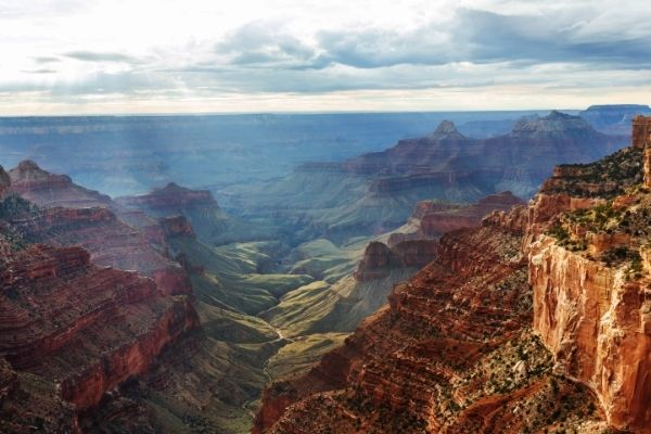 The Grand Canyon kids facts